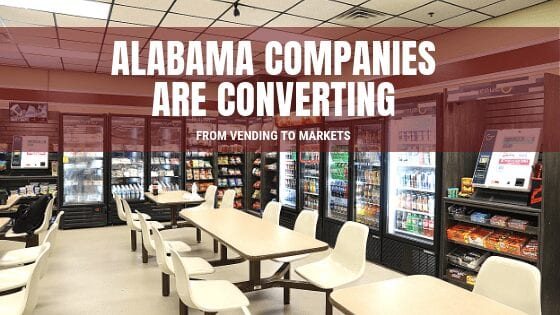 Rainsville vending expansion to micro-markets