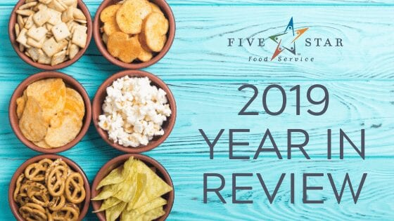 Five Star Food Service 2019 Year in Review